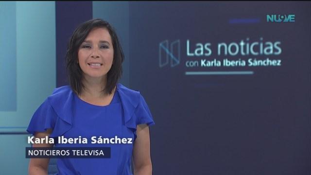 Las Noticias, con Karla Iberia: Programa del 7 de septiembre de 2018