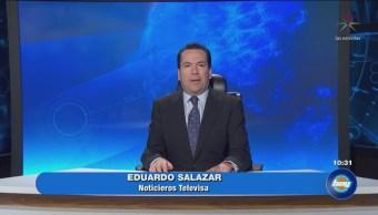 Las noticias con Lalo Salazar en Hoy del 24 de septiembre