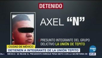 Cae Integrante Unión Tepito Cdmx