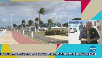 Piden Pescadores Extremar Precauciones Lluvias Campeche