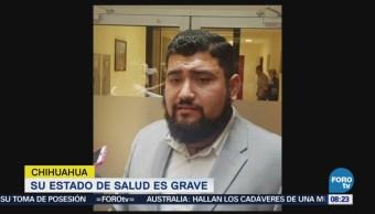 Atacan Alcalde Electo Gómez Farías, Chihuahua Blas Godínez Ortega