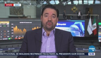 Bolsa Mexicana esperaba inflación de 4.9 a tasa anual