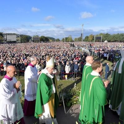 Papa Francisco recuerda los horrores de la ocupación soviética en Lituania