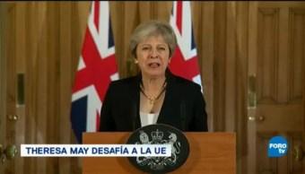 Londres Exigirá Respeto Términos Brexit Reino Unido