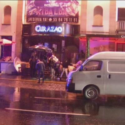 Trabajadores del 'Curazao' protestan tras operativo