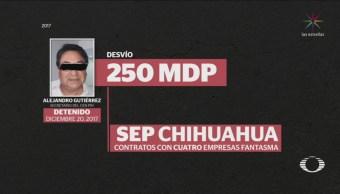 Alejandro Gutiérrez Sale Prisión Chihuahua Libertad
