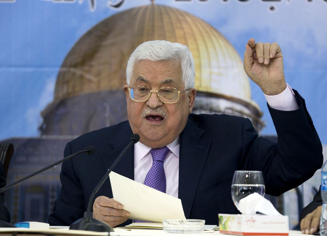 Trump planteó confederación con Jordania — Presidente palestino
