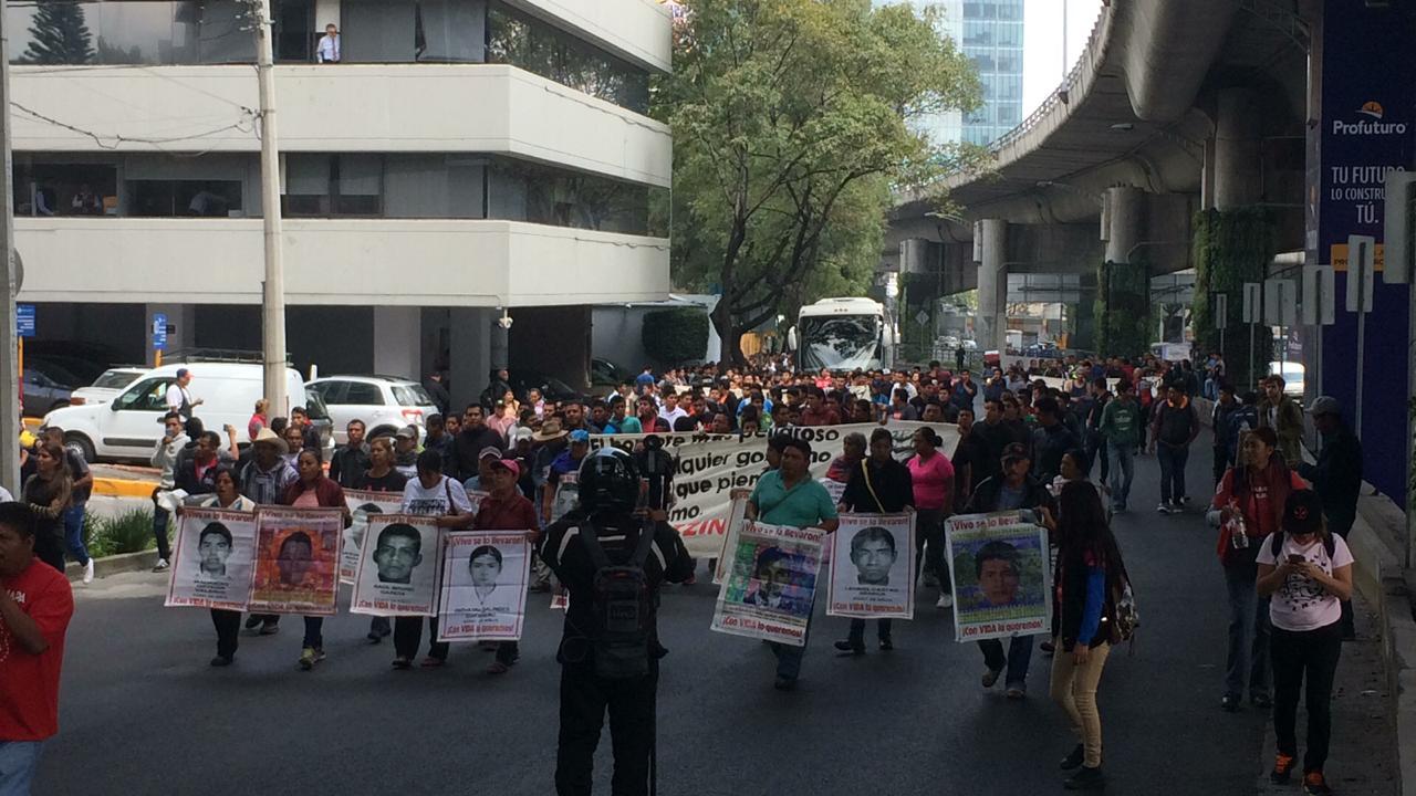 Se cumplen cuatro años de los sucesos de Ayotzinapa, México exige justicia