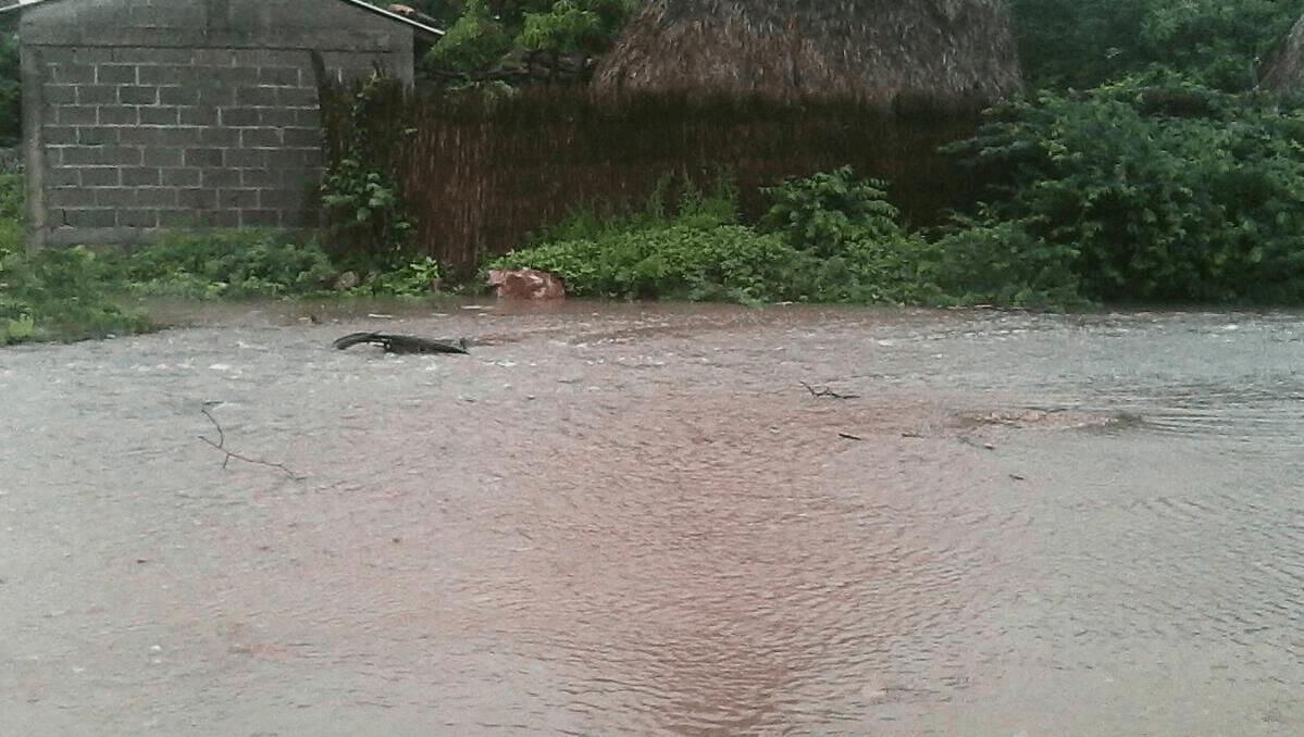 Oaxaca mantiene alerta por mar de fondo