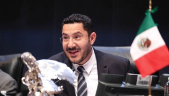 Martí Batres revela que él propuso posponer licencia de Manuel Velasco