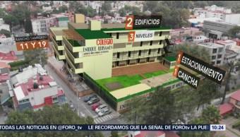 Labores De Rescate Colegio Rébsamen Durante 19S