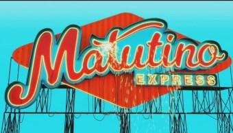 Matutino Express del 17 de septiembre con Esteban Arce