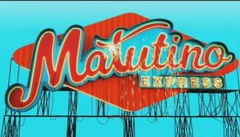 Matutino Express del 24 de septiembre con Esteban Arce