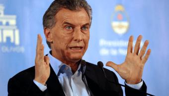 Argentina: Presidente reduce gabinete para afrontar crisis