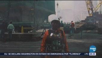 Mexicano apoyó 27 días rescates tras ataque torres gemelas