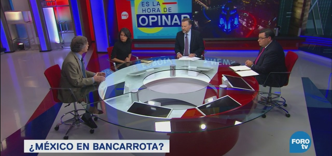 México Bancarrota Detrás Exabrupto AMLO Gobierno
