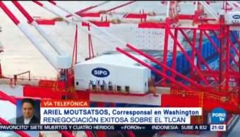 México, Eu Canadá Alcanzan Acuerdo Sobre Tlcan