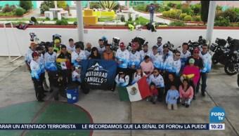 México Sobre Ruedas entrevista a los Motorcad Angels