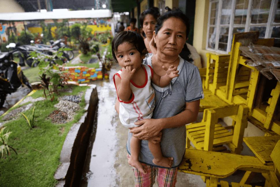 Tifón Filipinas: Habitantes se preparas ante Mangkhut