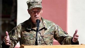 Austin Miller asume el mando de la OTAN en Afganistán