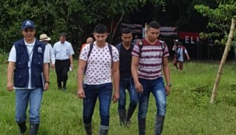 Militares secuestrados por el ELN son liberados