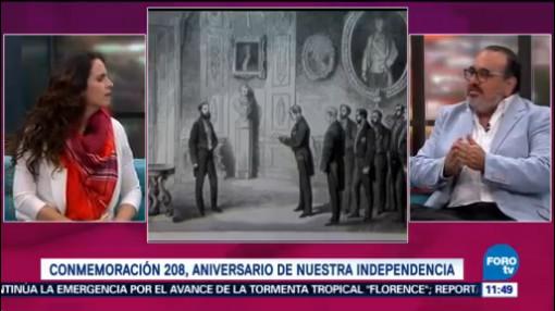 Mitos Y Realidades 15 De Septiembre, Alejandro Rosas, Historiador