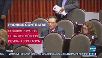 Morena presenta ley de austeridad republicana