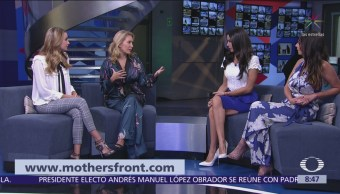 Mothers front plataforma que busca empoderar a mujeres