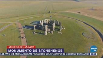 Museos del Mundo Monumento de Stonehenge
