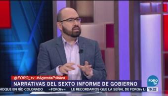 Narrativas Mensaje Sexto Informe De Gobierno De Peña Nieto