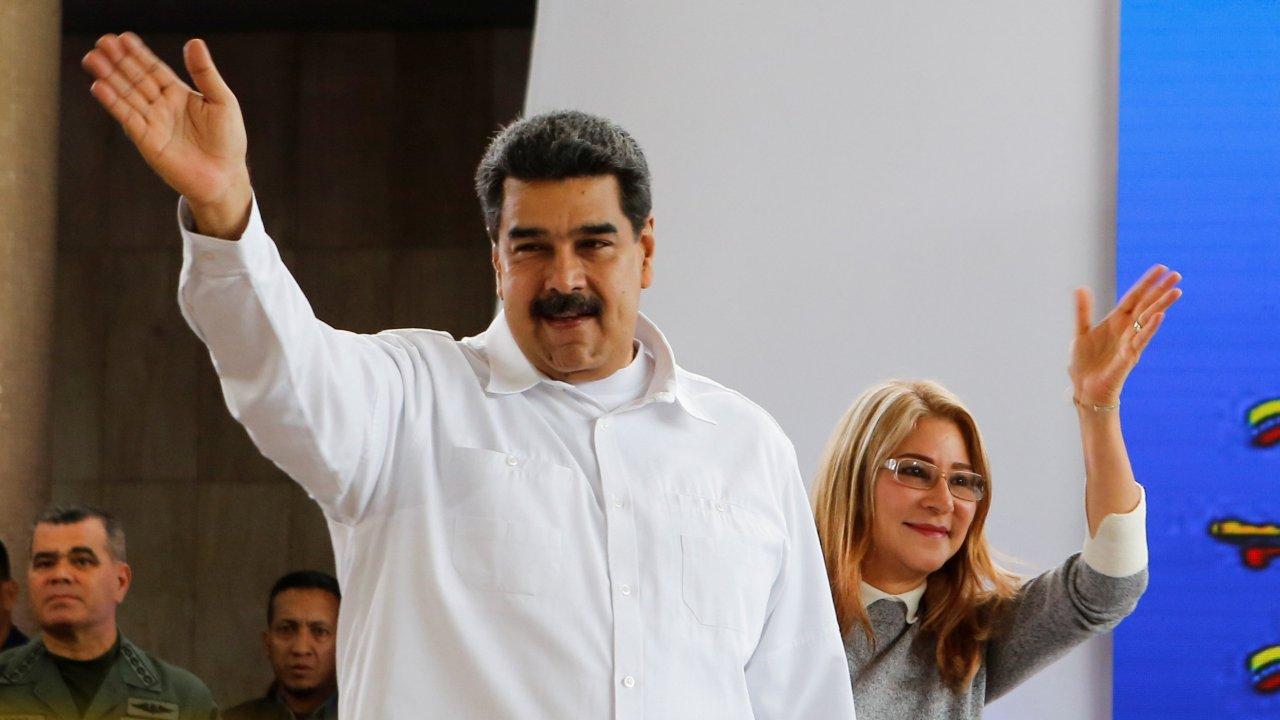 Maduro llega a Nueva York para participar en asamblea de ONU