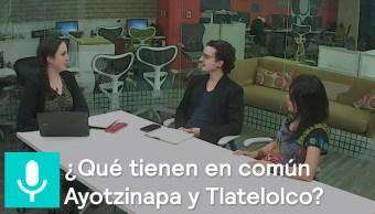Nodo 68 Ayotzinapa Tlatelolco