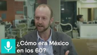 Nodo 68 Video Como era Mexico 60