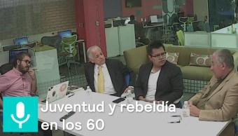 Nodo 68 juventud rebeldia 60