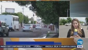 Sonora Afectada Paro Transportistas