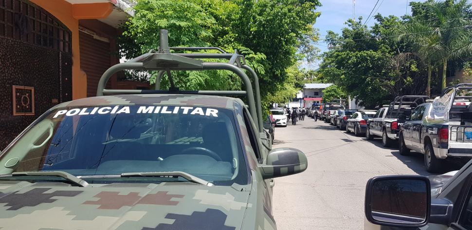 Seguridad Acapulco; detienen a dos mandos por homicidio
