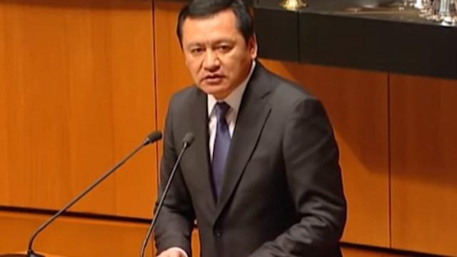 Osorio Chong: Nadie quedará satisfecho hasta no saber el paradero de los 43 de Ayotzinapa