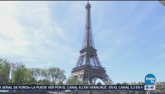 París es la ciudad más visitada por turistas en el mundo