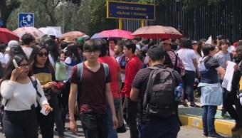 Paro en UNAM, a cuatro años de la desaparición