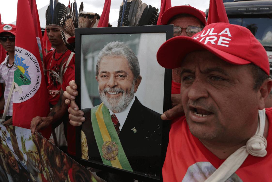 Finalmente Lula desistió y no será candidato a presidente