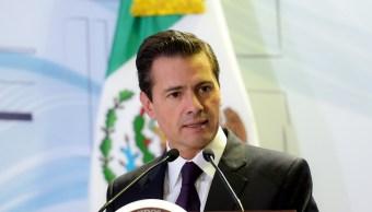 Peña Nieto: Enfrentar crimen organizado, un gran reto