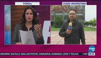 PGJCDMX Libera Presentados Agresión CU