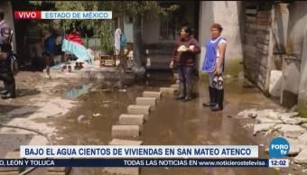 Plagas contaminan viviendas afectadas por fisura del río Lerma