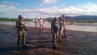 Activan plan Marina en su fase de auxilio para Sonora y Sinaloa