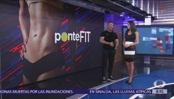 Ponte Fit Trabajo de abdomen para mujeres