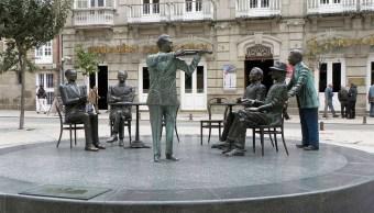 pontevedra-espana-ciudad-sin-autos-transito-plaza-central
