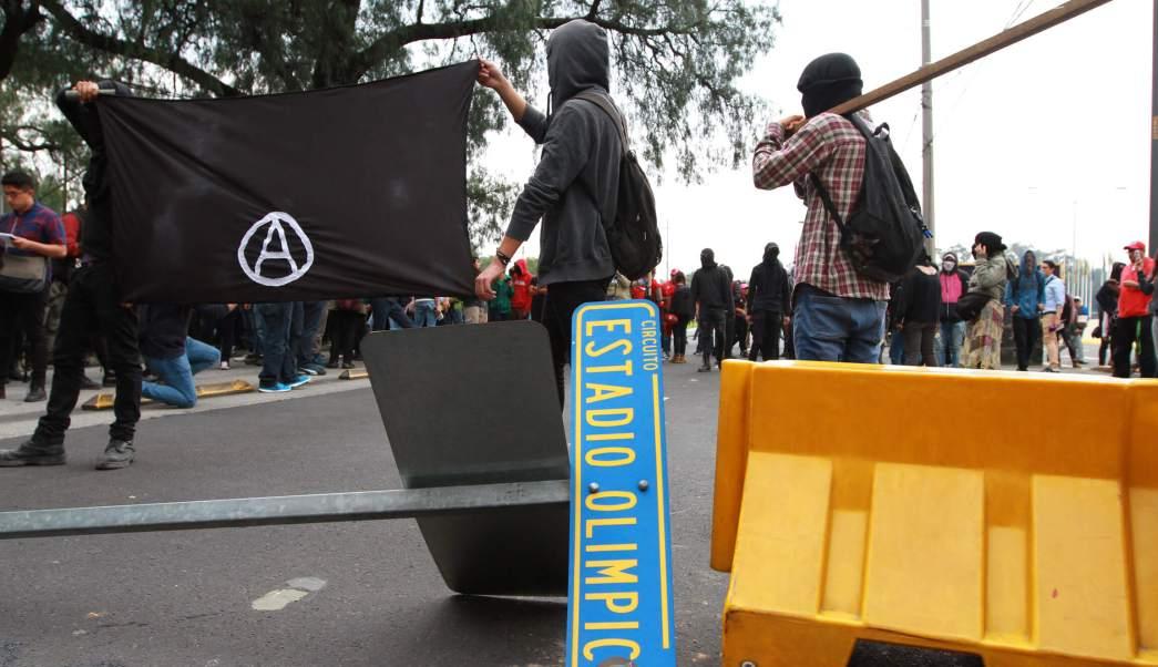 Directivos de la UNAM condenan ataques contra estudiantes