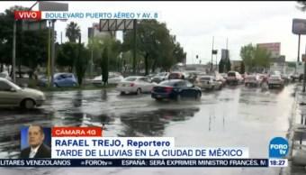 Precipitaciones Lluvias Ciudad De México CDMX