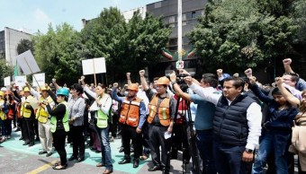 Macrosimulacro: Participan 627 militantes del PRI