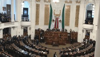 Primer Congreso CDMX es instalado este lunes